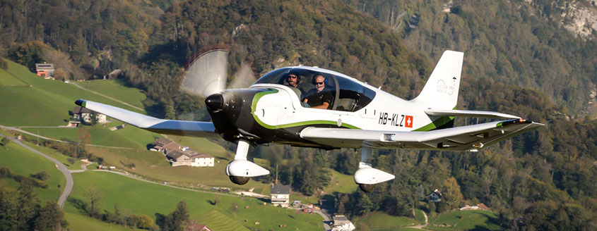 ROBIN NEW AIRCRAFT DR401 ECOFLYER